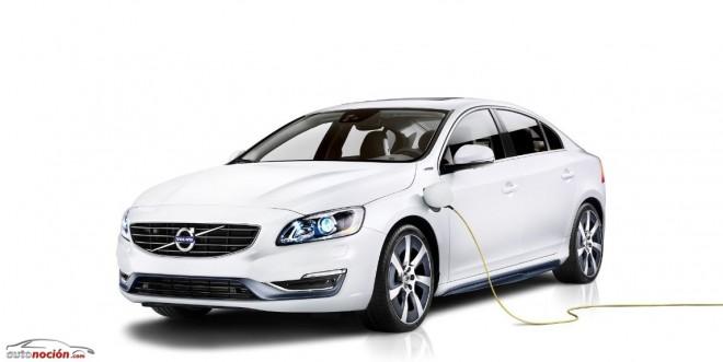 Volvo S60L PPHEV: El primer PLUG-IN HYBRID gasolina de la marca