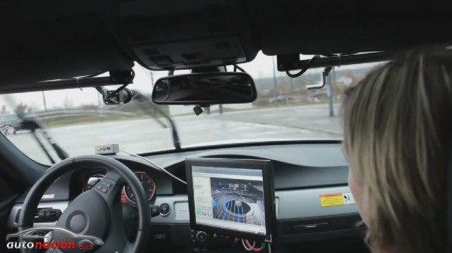 Interesante: ¿cómo ven los coches autónomos el mundo?