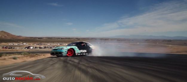 [Vídeo] Espectacular giro de 360 grados haciendo Drift