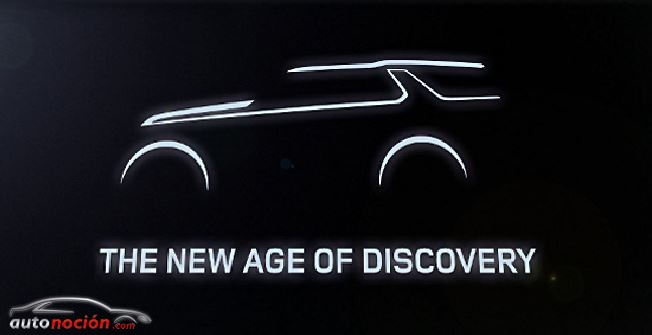 Discovery Vision Concept: Un nuevo enfoque en Land Rover