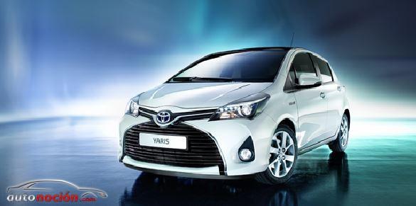 Así es el renovado Toyota Yaris
