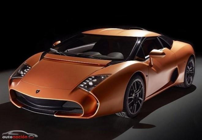 Así es el Lamborghini 5-95 Zagato destinado al Concorso d'Eleganza Villa d'Este