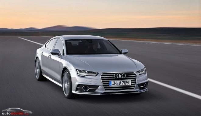 Audi nos muestra a los renovados A7 y S7 Sportback: El nuevo ADN deportivo