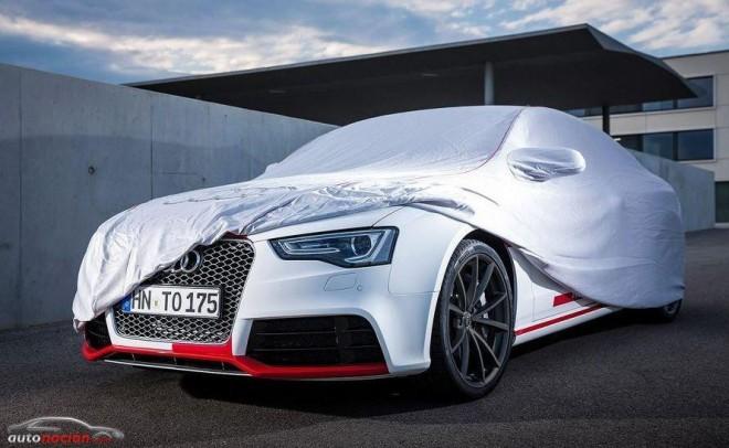 Audi RS5 TDI concept: Prestaciones y consumos unidos de la mano