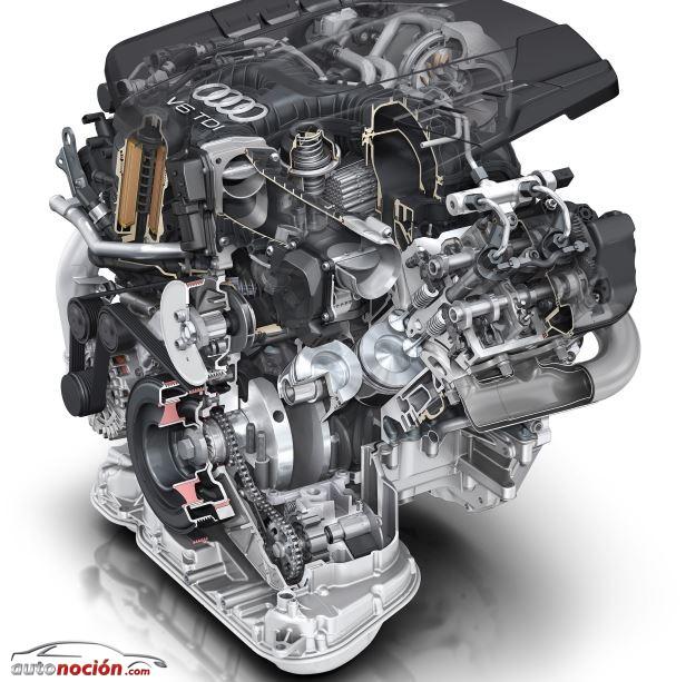 Lo último de Audi: Nuevo motor V6 3.0 TDI