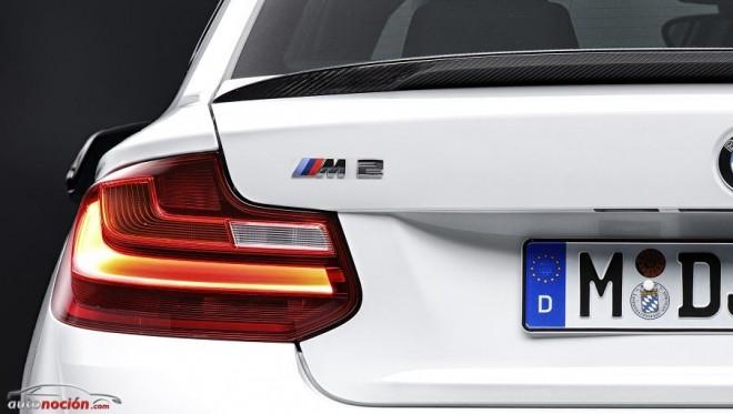 El M2 cada vez más cerca: Primeros detalles sobre la nueva bestia de BMW M GmbH