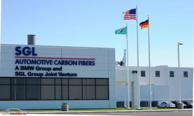 BMW apuesta fuerte por la fibra de carbono