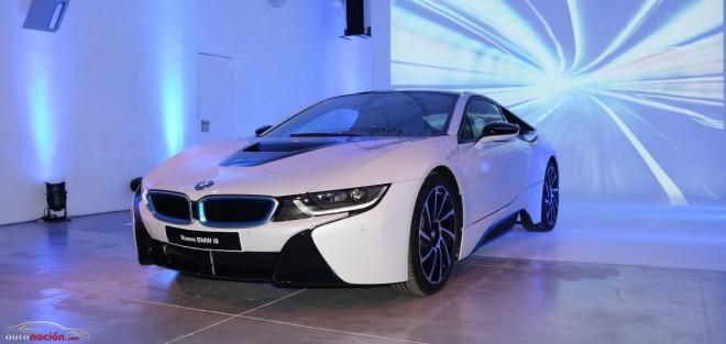 Conociendo al BMW i8: Una cita a solas que nos deja muy buen sabor de boca
