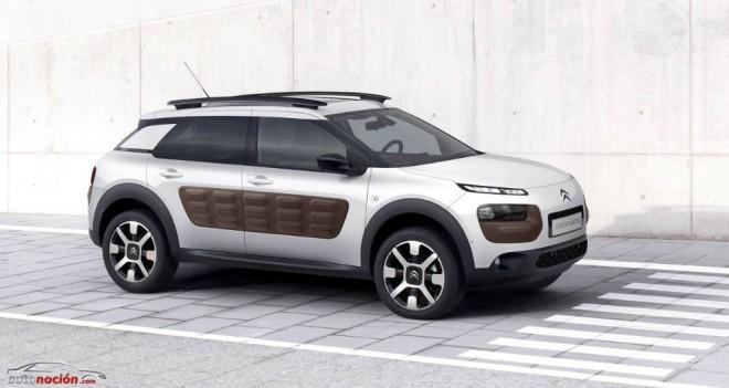 Citroën nos muestra su solución para evitar los raspones