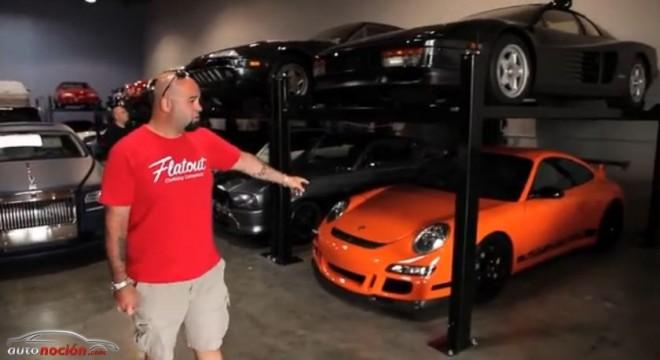 La colección de coches de Paul Walker y Roger Rodas se pone a la venta