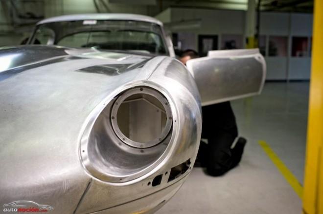 Jaguar E-Type`Lightweight´: 6 unidades totalmente nuevas al estilo de 1963
