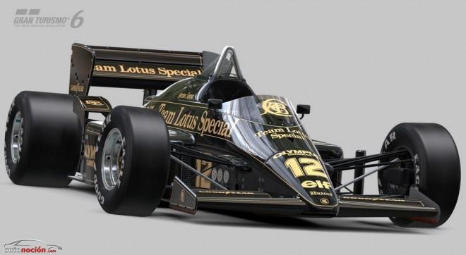 Novedades Gran Turismo 6: Un Kart y el Lotus 97T F1de Ayrton Senna