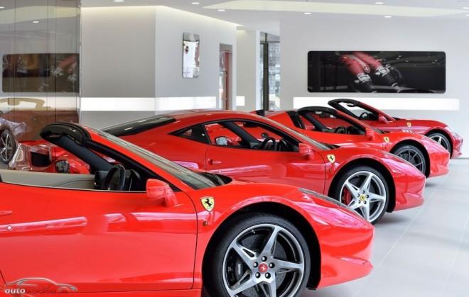 Ferrari quiere ser una marca aún más exclusiva…