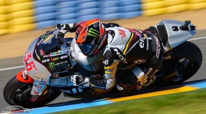 GP Le Mans Moto2: Kallio suma su segunda victoria del año en Le Mans