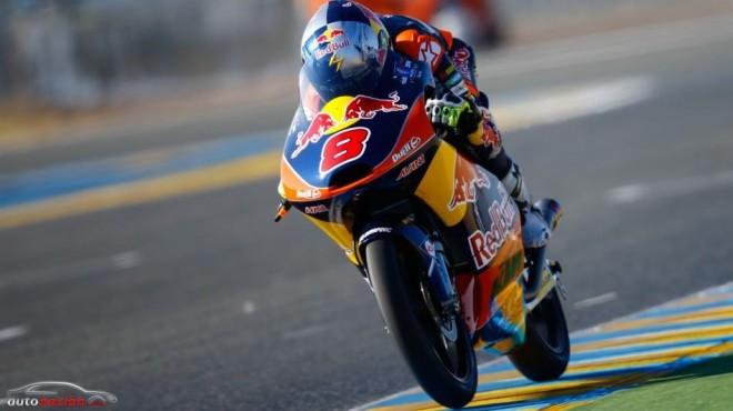 GP Le Mans Moto3: Miller conquista su tercer triunfo del año en Francia.