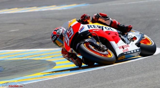 GP Le Mans MotoGP: Márquez arrasa y suma su quinto triunfo consecutivo