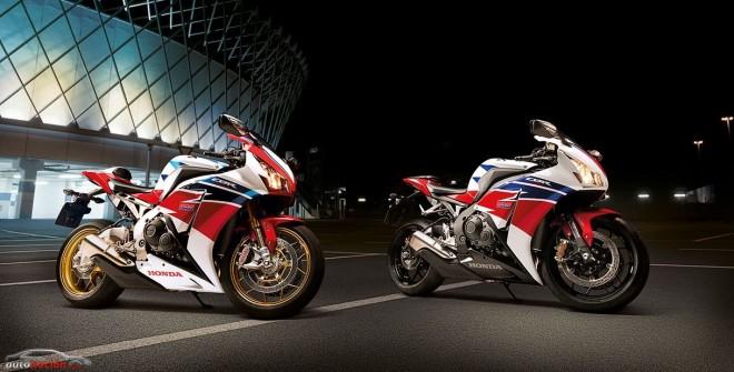 La Honda CBR1000RR Fireblade y su versión SP, ya están disponibles