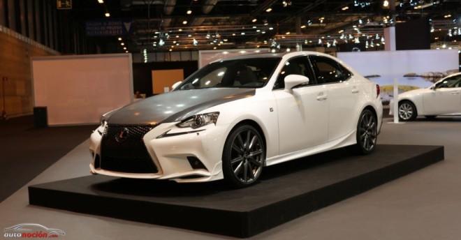 Lexus IS Serie Especial 25 Aniversario: Mejoras estéticas y dinámicas…