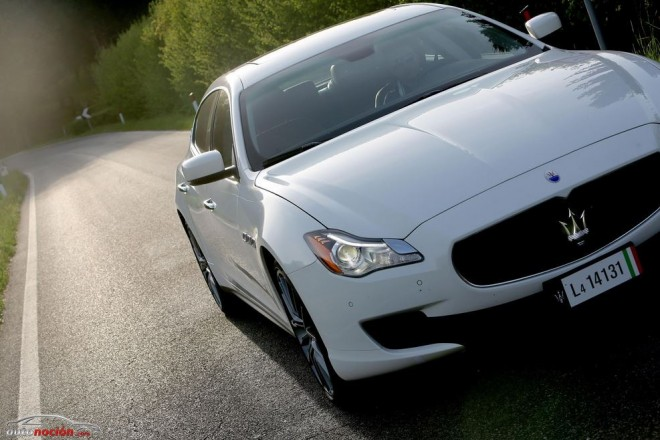 El Maserati Quattroporte diésel arranca en los 107.060 euros