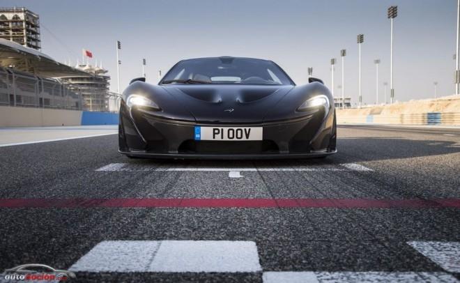 McLaren planea una versión radicalizada del P1 para competir contra el LaFerrari XX