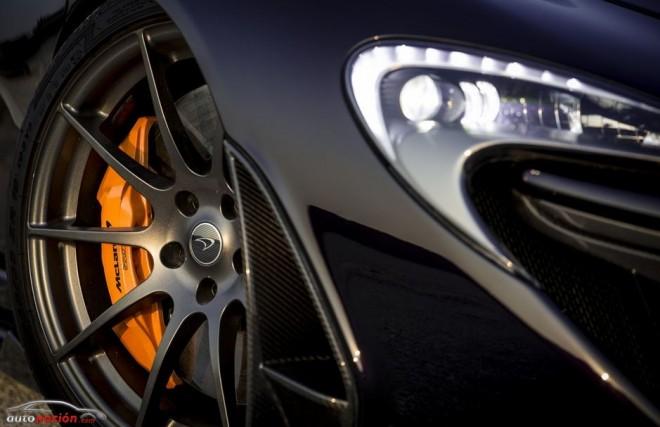 McLaren completará la gama con un nuevo modelo entre el 650S y el P1