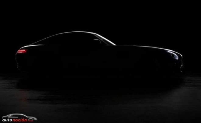Así suena la nueva bestia de AMG: Mercedes AMG GT y su V8 Biturbo