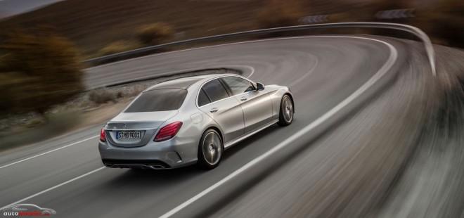 Mercedes podría ampliar la oferta de la Clase C con novedosas carrocerías