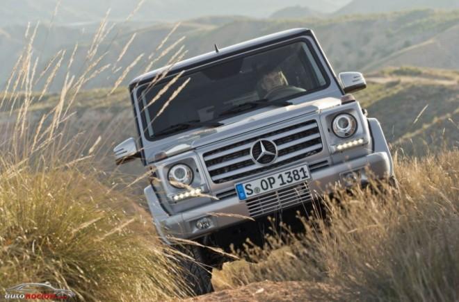 Mercedes-Benz planea un reemplazo para el icónico Clase G