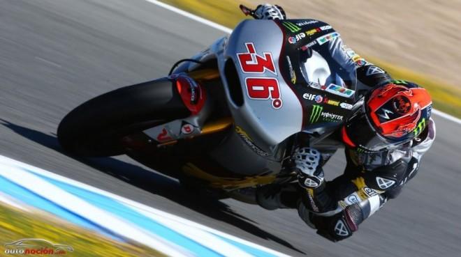GP Jerez Moto2: Kallio gana desde la pole