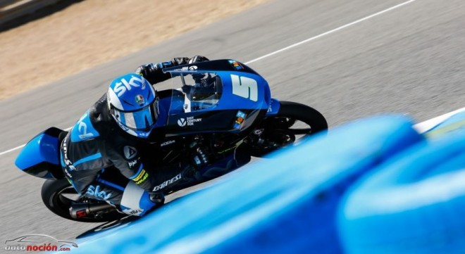 GP Jerez Moto3: Fenati vence tras una espectacular carrera en grupo