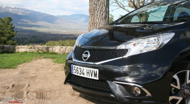 Nissan Note Exterior 04