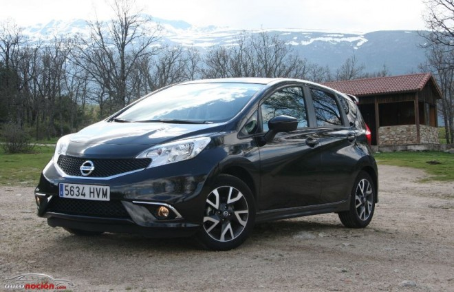 Nissan Note Exterior 11