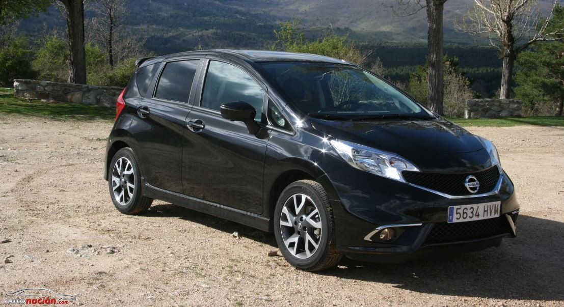 Nissan Note Exterior 13