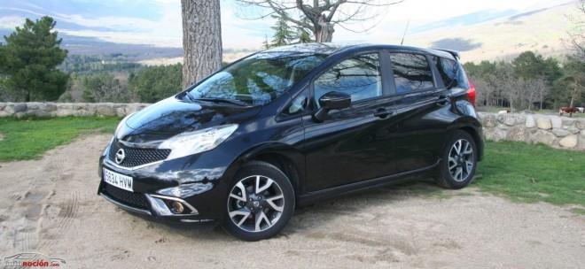 Prueba Nissan Note Tekna Premium 1.2 DIG-S 98 cv: El urbanita nipón tecnológico