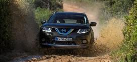 Nissan X tral barro