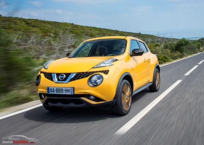 Los sutiles cambios de Nissan Juke ya están aquí