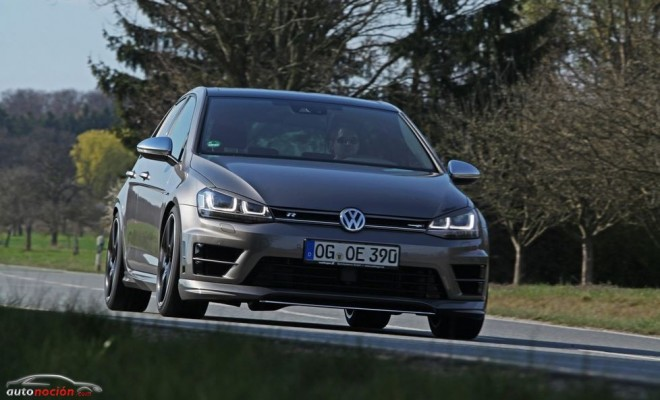 Oettinger volkswagen golf R