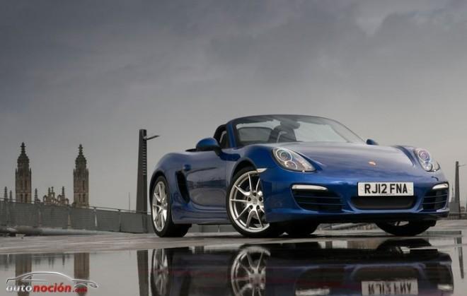 ¿Planea Porsche un roadster más barato por debajo del Boxster?