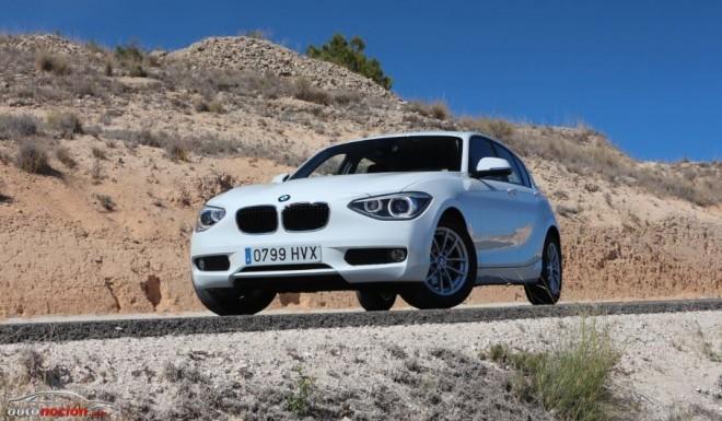 Prueba BMW 114i: El Serie 1 de acceso sorprende en todos los sentidos con sus 102 cv