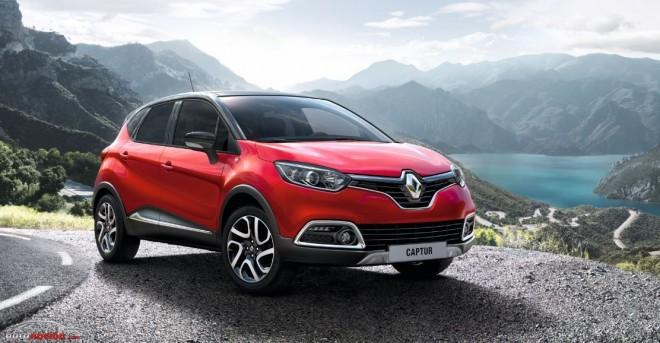 Renault lanza el Renault Captur equipado con el sistema Extended Grip