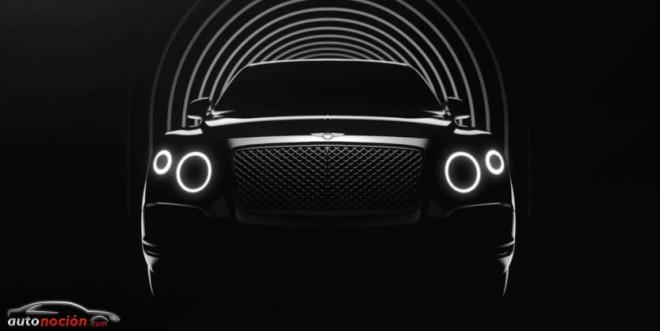 Bentley nos muestra su primer SUV y confirma el sistema plug-in hybrid