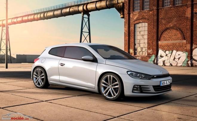 Volkswagen nos muestra los paquetes R-Line para el Scirocco y el Golf Variant