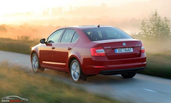Škoda apuesta por el GNC con los Octavia G-TEC