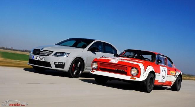 Repaso de historia: Las siglas RS de Škoda cumplen 40 años