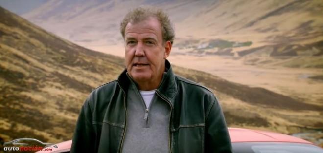 Clarkson renueva su contrato con la BBC: Habrá Top Gear hasta 2018