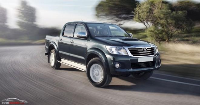 El pick-up de Toyota, el Hilux, trae novedades