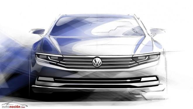 El nuevo Passat: Motorizaciones de 120 a 280 cv, un 2.0 TDI Bi-turbo y un plug-in hybrid