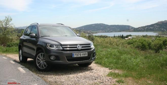 Prueba Volkswagen Tiguan T1 Sport 2.0 TDI 140 cv: La mejor relación entre calidad, equipamiento y precio