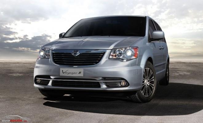 Lancia Voyager S: Un familiar muy flexible