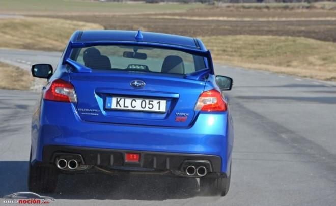 Subaru volverá a la Isla de Man con Higgins al volante del nuevo WRX STI